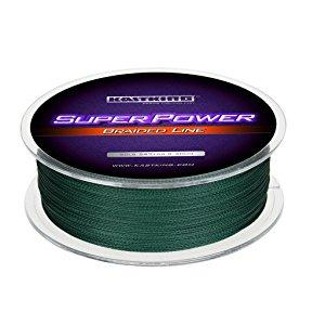 KastKing SuperPower Braided Fishing Line Review