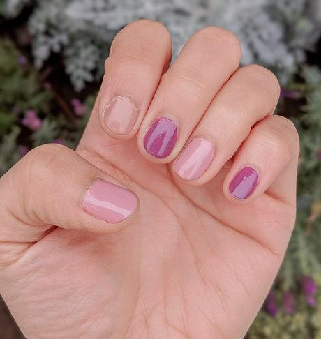 beauty hack how to prevent nail polish chipping