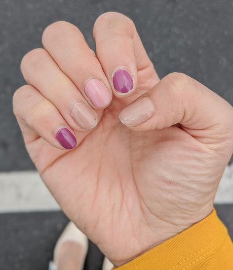 working mom beauty hack gel nail polish