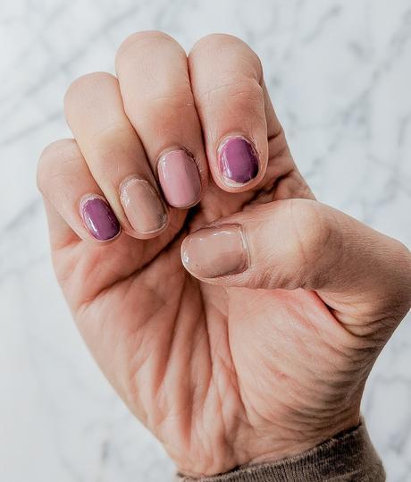 top at home gel nail polish review