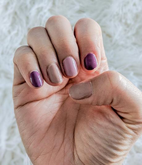 Sally Hansen Miracle Gel Nail Polish review top beauty blogs