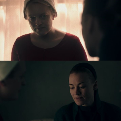 The Handmaid's Tale - It does no good to want the impossible.