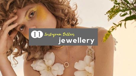 Shopping, Style and Us: India's the most favorite Shopping and Self Help Blog brings a rich list of 50+ Instagram Sellers For Fashion Jewellery