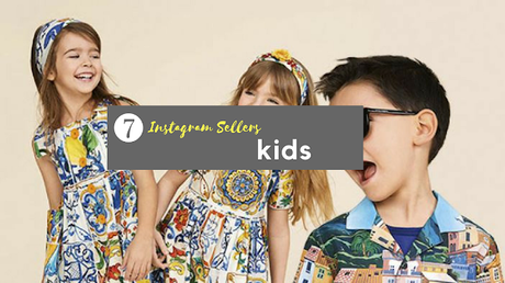 Shopping, Style and Us: India's Top SHopping and Selfhelp Blog brings a rich list of 50+ Instagram Sellers For Kids