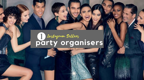 Shopping, Style and Us, India's Top Shopping and Selfhelp Blog brings rich list of 50+ Instagram Sellers For Party Organisers