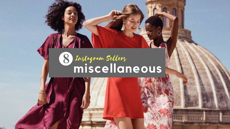 Shopping, Style and Us, India's most visited SHopping and Selfhelp blog brings a rich list of 50+ Instagram Sellers - miscellaneous