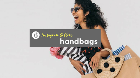 Shopping,Style and Us - India's Best Shopping and Self Help Blog: 50+ Instagram Sellers For Handbags