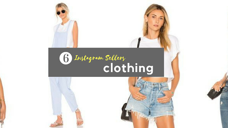 Shopping, Style and Us, India's Most Loved Shopping and Self-Help Blog brings a rich list of 50+ Instagram Sellers For Fashion Clothing