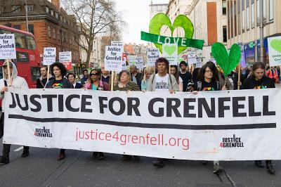 The Grenfell Murders? The Violence of Exclusion and Neglect