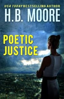 InD'tale Magazine Spotlight at The Book Review- Poetic Justice by H.B. Moore- Feature Spotlight