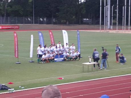Śmieszne Historie o Piłce Nożnej w Polsce: Watching Klub Piłkarski Starogard Gdański v GKS Przodkowo in The Pomorskie Cup Final