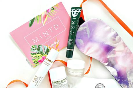 'Explore' Travel Beauty • with Mintd Box