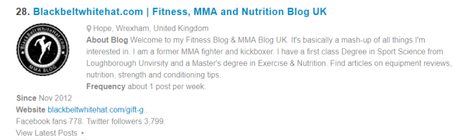 Top 50 MMA Blogs And Websites For Mixed Martial Arts