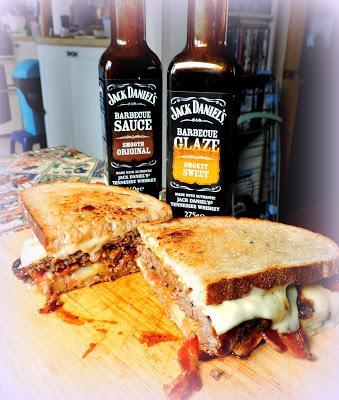 Jack Daniel's Patty Melt