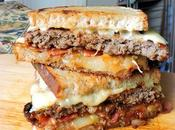 Jack Daniel's Patty Melt