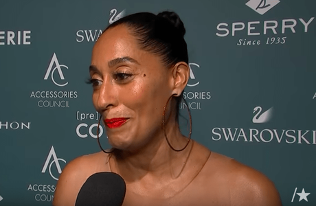 Tracee Ellis Ross Honored At The 2018  Ace Awards