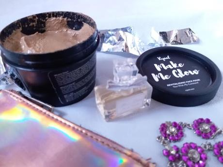 Ryaal Make Me Glow Revitalizing Face Mask Review