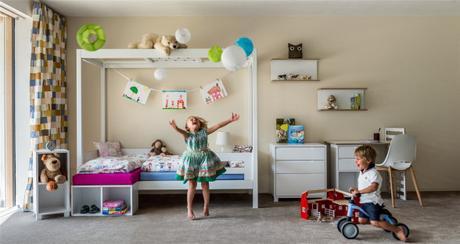4 Ways To Transform Nursery Into A Kid's Room!