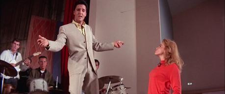 Viva Las Vegas: Elvis' Beige Collarless Suit