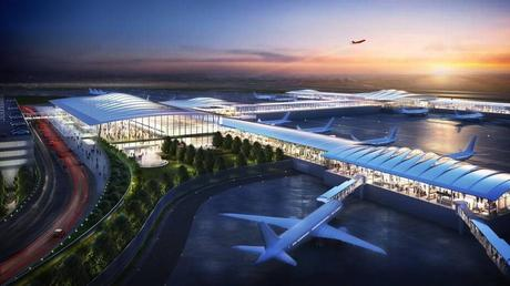 Image result for opening of new kci terminal,