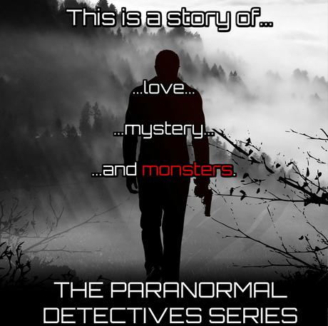 Paranormal Detective Series: Book 1 is #Free - Books 2-6 are 99 cents!
