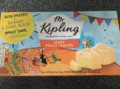 Today's Review: Kipling James' Peach Fancies