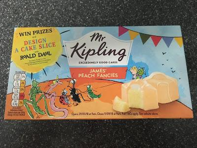 Today's Review: Mr. Kipling James' Peach Fancies