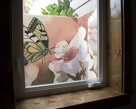 Cedar Lee Swallowtail Mural