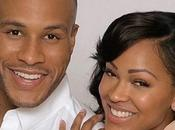 Meagan Good DeVon Franklin Celebrate Years Marriage