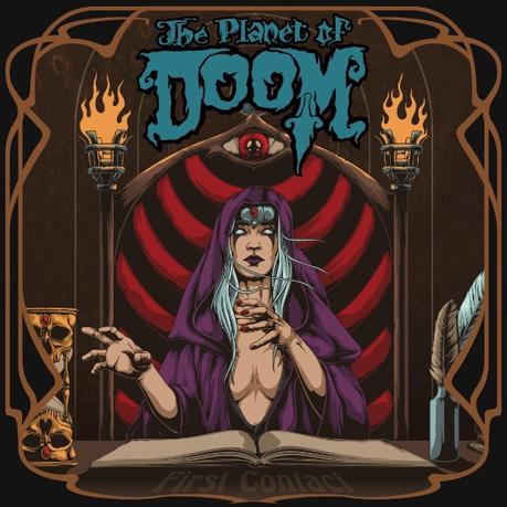 Ripple Music to release Planet of Doom: First Contact EP for Groundbreaking Animated Film l New music by Mos Generator, Vokonis, Messa + Slomatics