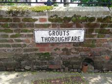 Grouts Thoroughfare