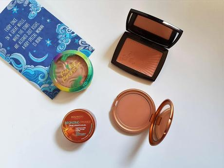 The bronzer declutter