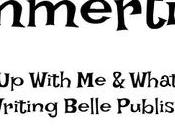 SUMMERTIME: What's With Next Writing Belle Publishing