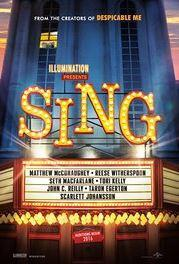 ABC Film Challenge – Animation – S – Sing (2016)