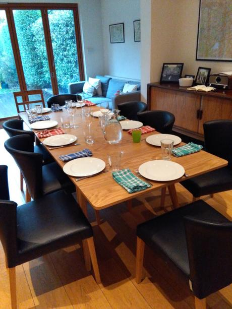 The Rituals of Dinner – part I
