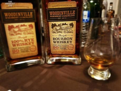 Woodinville Straight Bourbon