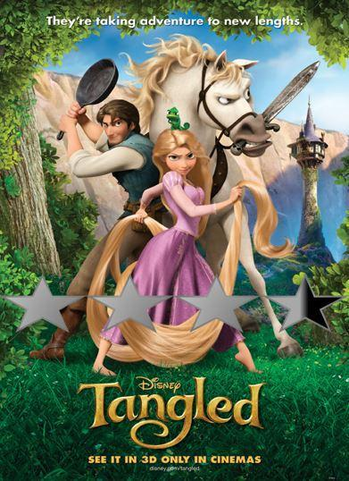 ABC Film Challenge – Animation – T – Tangled (2010)