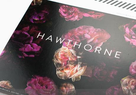 Hawthorne | DIY Travelers Notebook
