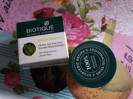 Anti Acne Gel: Tvakh Vs Biotique