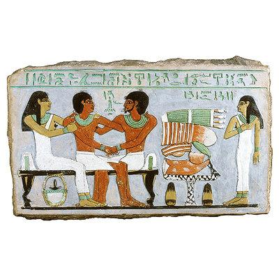 Were the Ancient Egyptians black or white?