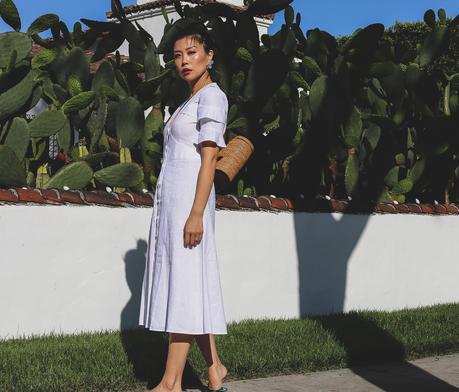 top LA fashion blogger