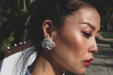 best floral earrings