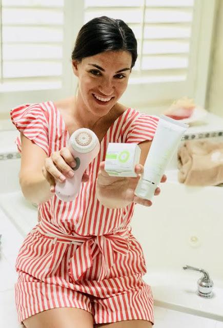 Fighting Aging With Clarisonic