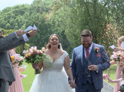 Summer Lakeside Marquee Wedding Video Wirral