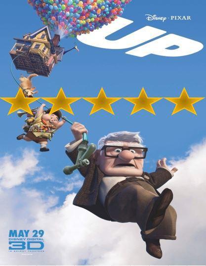 ABC Film Challenge – Animation – U – Up (2009)