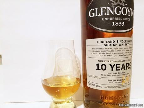 Glengoyne 10 Years Color
