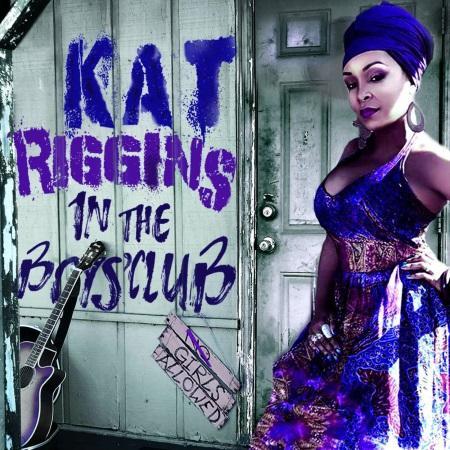 Kat Riggins: In The Boys' Club