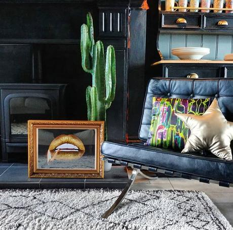 @interior_alchemy top 13 #livefabulousandfearless Instagram homes- dark and moody interiors