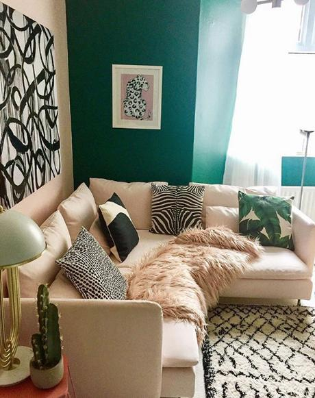 @nudeandthenovice top 13 #livefabulousandfearless Instagram homes