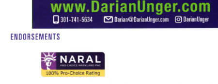 06.22.18 Wait! There's more! (Unethical behavior from Darian Unger, that is.)